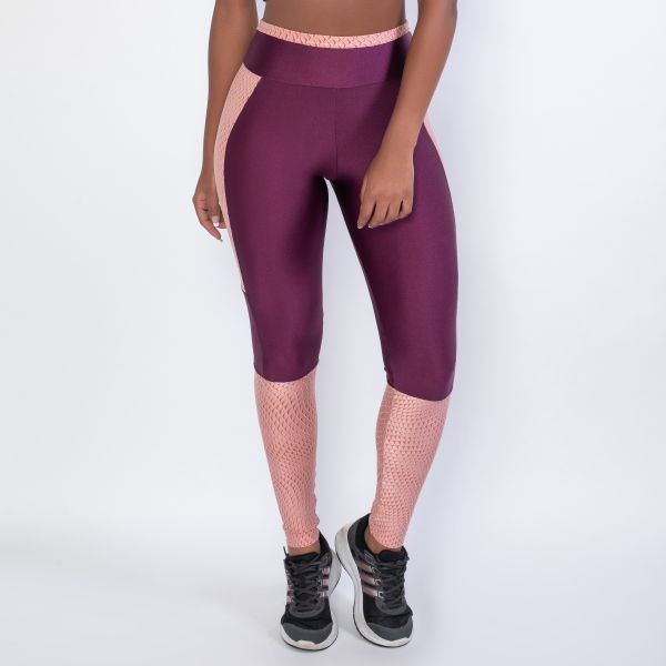Calça Legging Galaxy Mergê