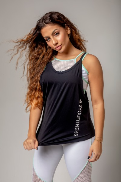 Regata Silk 2 You Fitness com UV+